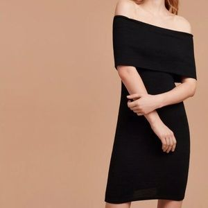 BNWOT Aritzia off-shoulder dress